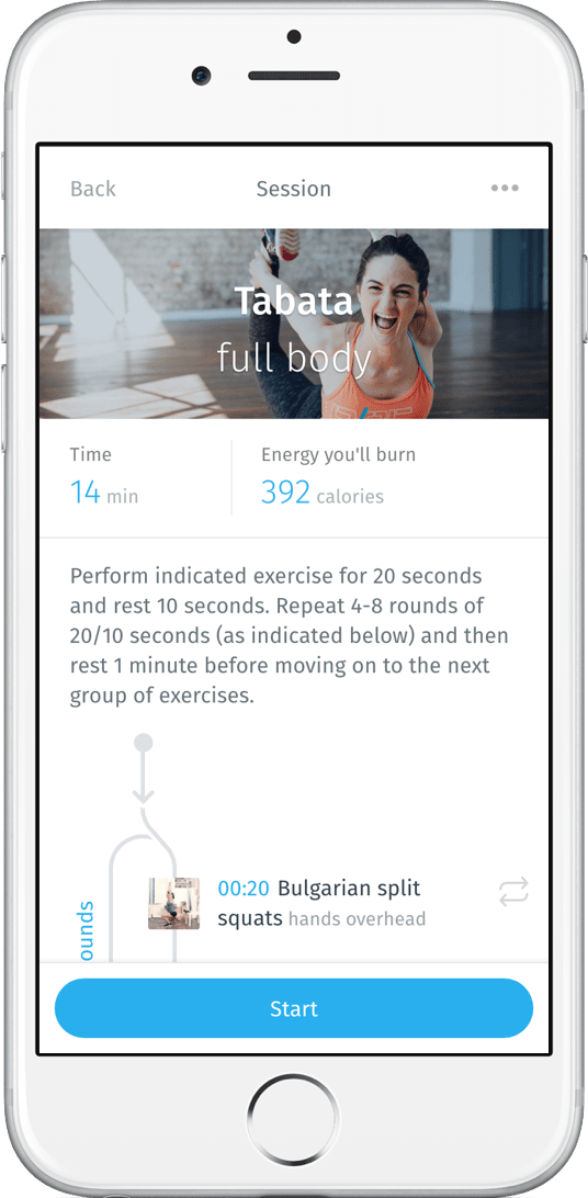 Personalized Workout Nutrition App 8fit Gets 10m In First Funding