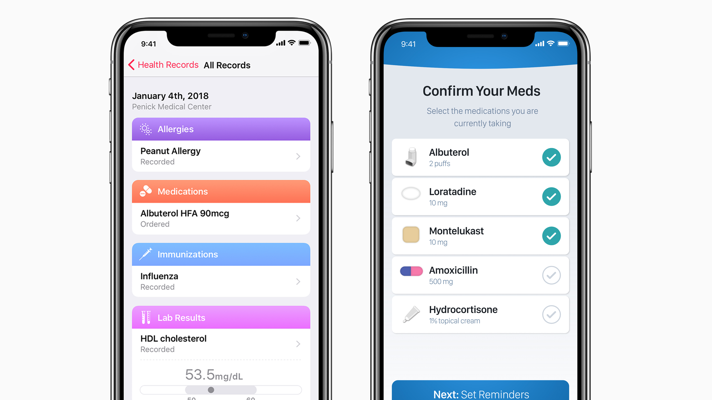 Apple Health Records will soon be deployed to US vets