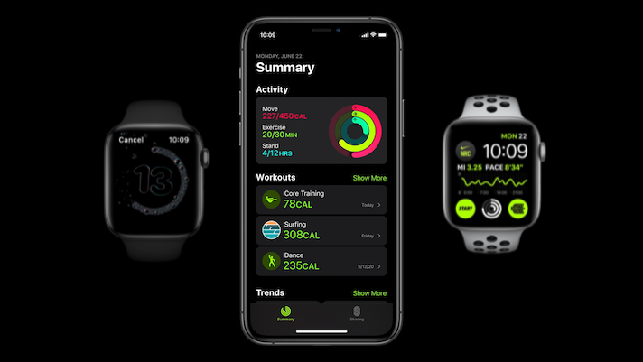Wwdc2020 Sleep Tracking Comes To Apple Watch At Last Amid Otherwise Minor Fitness Updates Mobihealthnews
