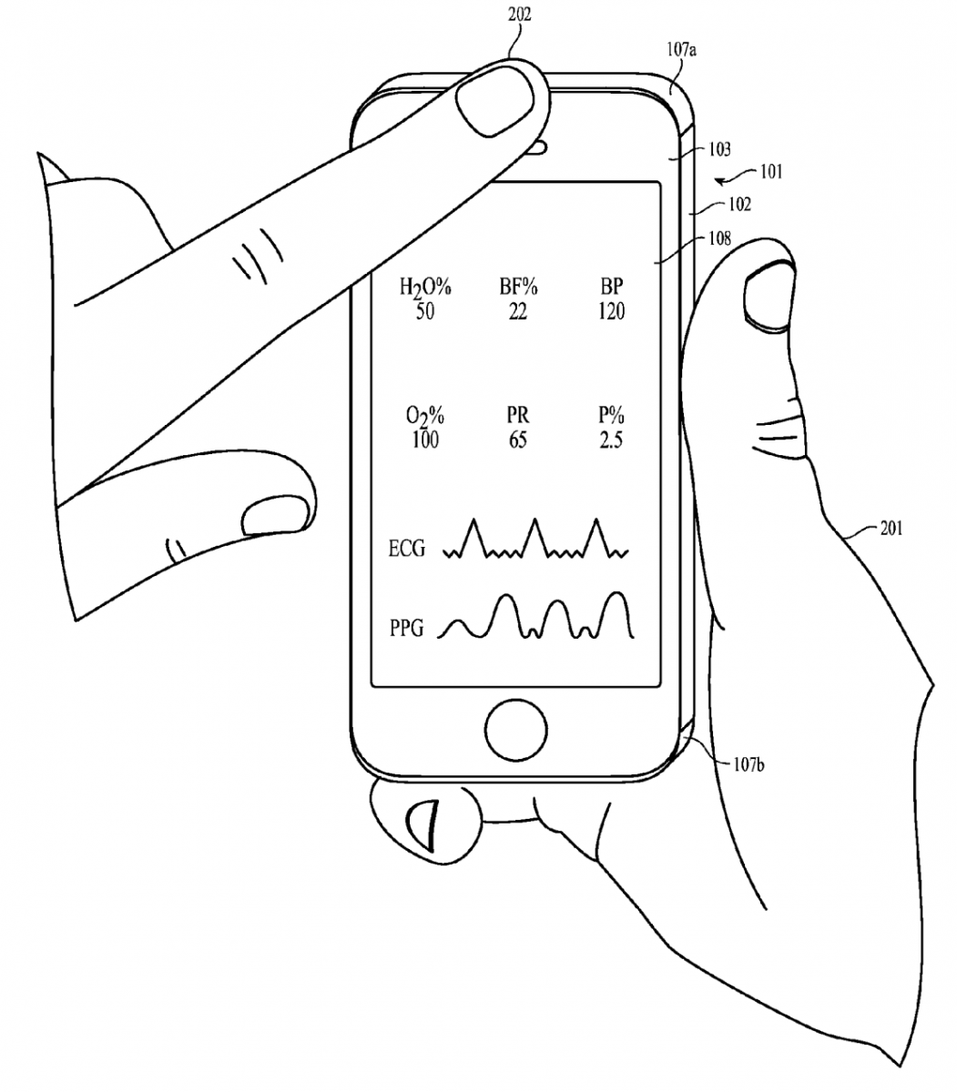 Newly granted Apple patent shows ways to turn an iPhone into