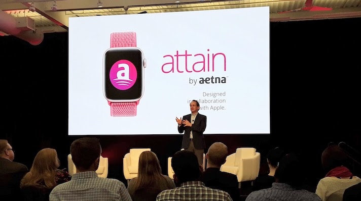 Apple, Aetna execs stress personalization, privacy features