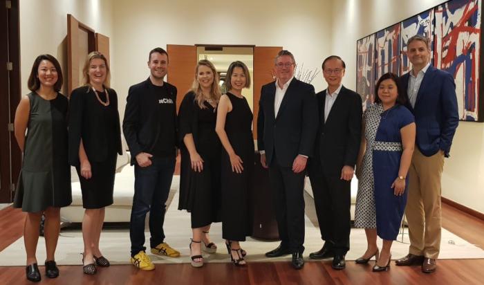 Sydney's BlueChilli and Enterprise Singapore launch health tech