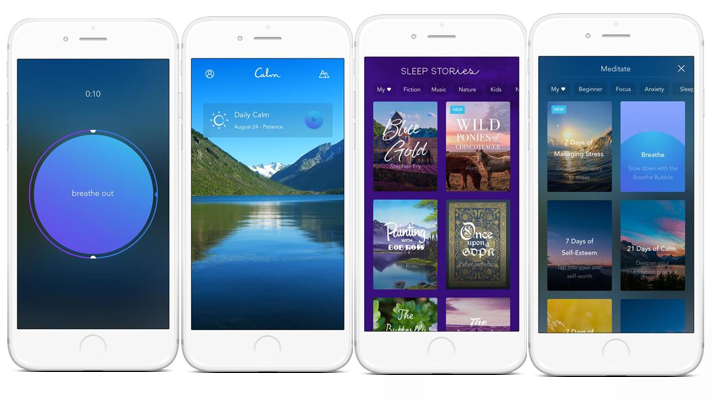 Meditation, sleep app maker Calm secures $88M, announces unicorn