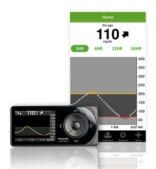 DexCom plans to launch G6 CGM, first fruits of Verily