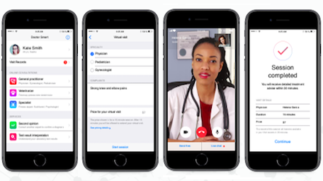 Doctor Smart mobile