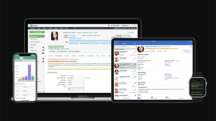 DrChrono closes $20M to grow its mobile-friendly EHR, practice