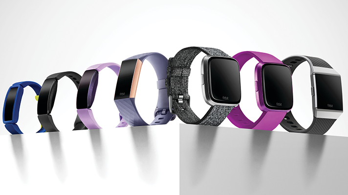Fitbit pulls back curtain on new product line of wearables