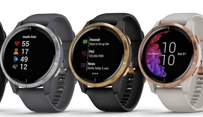 Garmin launches GPS smartwatch with 24-7 fitness monitoring