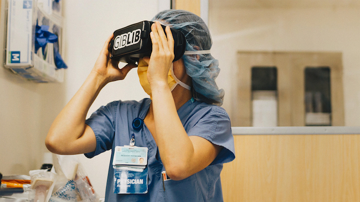 Giblib launches fully-VR CME course with Cedars-Sinai