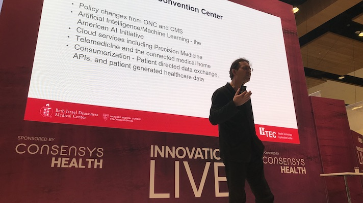 Beth Israel S Halamka On How Machine Learning Can Add Value For Hospitals Today Mobihealthnews