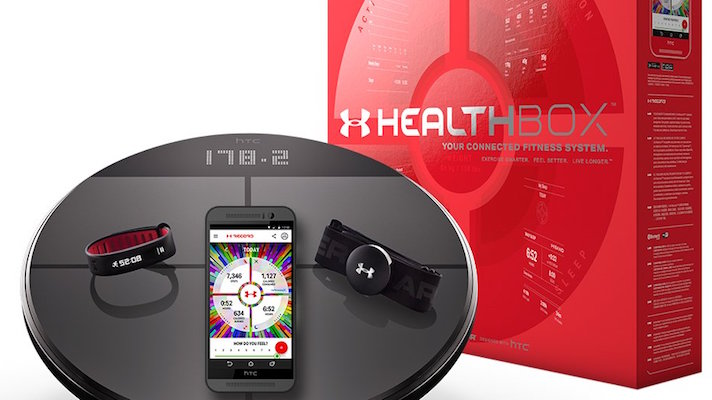 03b2a768 After a rough third quarter, Under Armour has made it known that it is  giving up on its UA Healthbox offering and all three of the connected  devices that ...