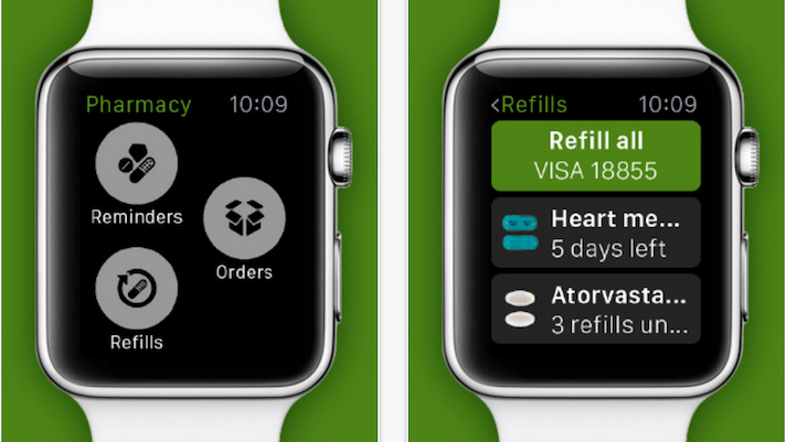 humana launches medication tracking app for apple watch mobihealthnews. Black Bedroom Furniture Sets. Home Design Ideas