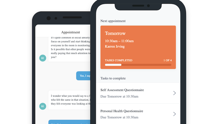 Remote Cbt Service Launched For Nhs Patients With Mild To Moderate Mental Health Issues Mobihealthnews