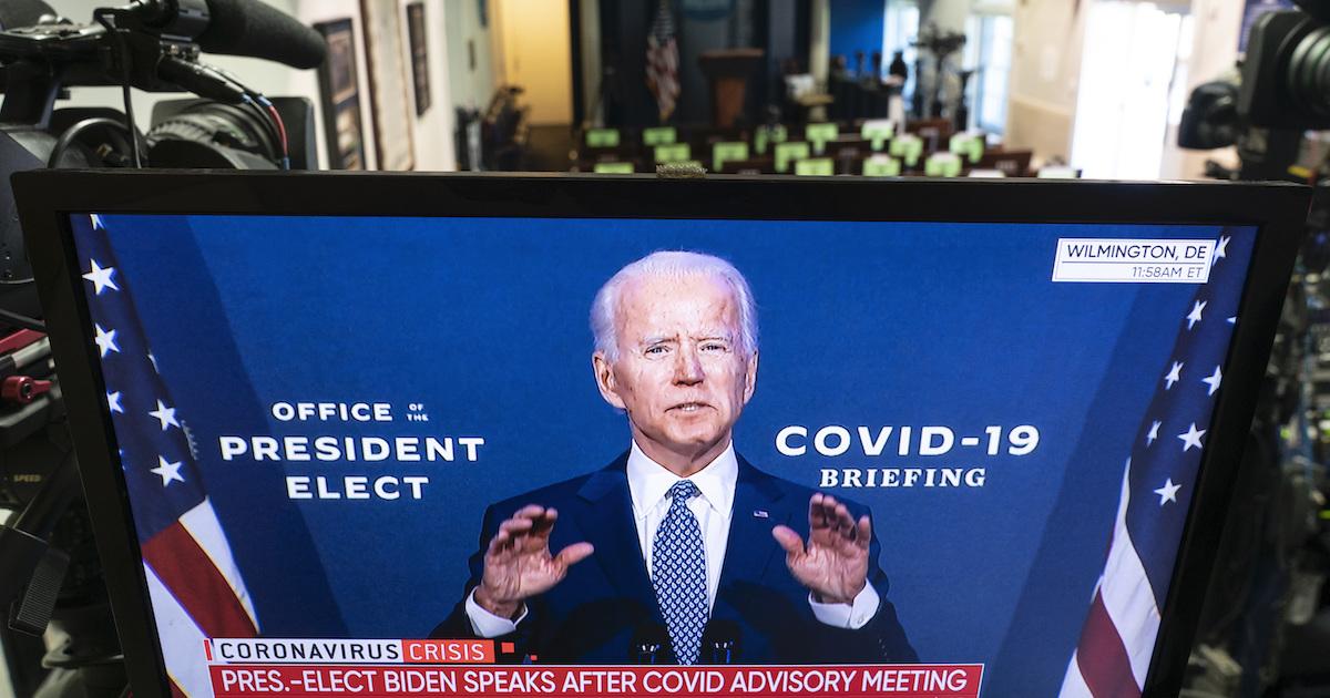 The medical community offers congratulations, advice to President-elect Joe Biden