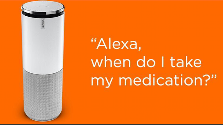 Lenovo Health and Orbita launch voice-enabled home health assistant