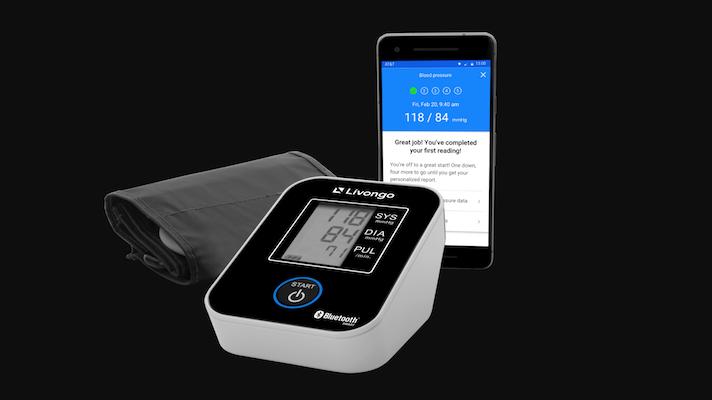 Livongo's hypertension management offering.