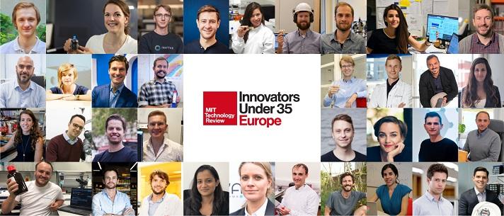 Biotechnology and medicine startups top the Innovators Under 35