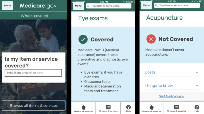 CMS launches consumer-facing app for Medicare beneficiaries