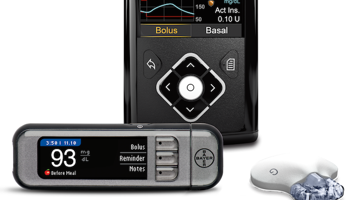 Ascensia Diabetes New Fda Cleared Glucometer Wirelessly