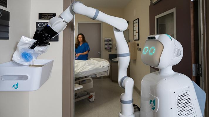 Diligent Robotics collects $10M more for Moxi, its autonomous ...