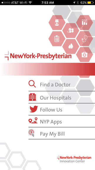 New York-Presbyterian Hospital launches patient app, plans