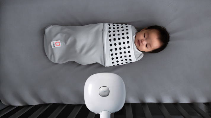 Nanit's new infant outfit works with smart camera to monitor baby's  breathing | MobiHealthNews