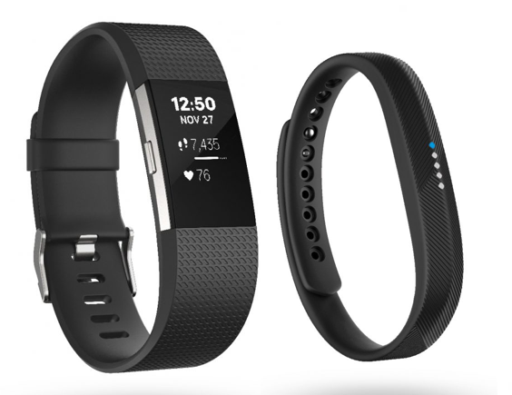 Fitbit Flex 2, Charge 2 add swim tracking, new ways to use