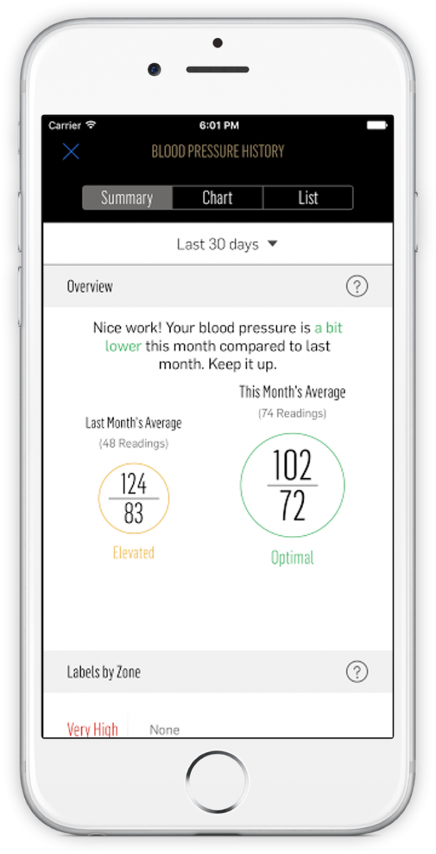 medical wearable startup quanttus launches blood pressure tracking