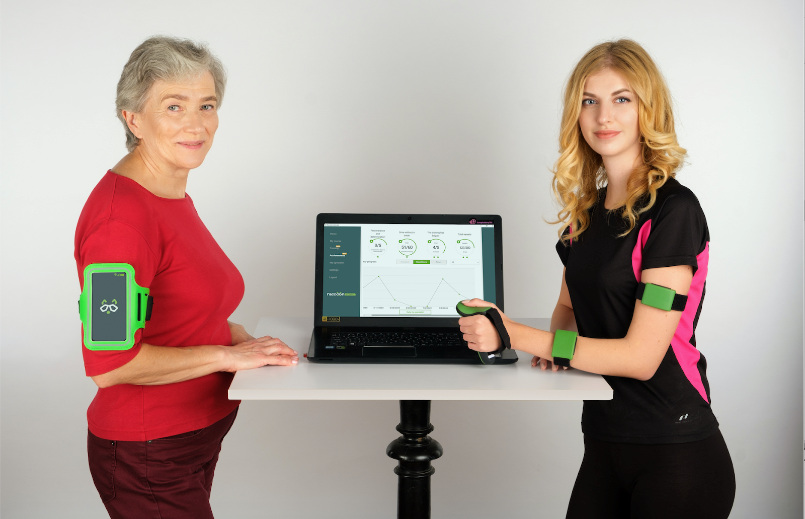 Also, Racoon.World raises further €660K for its physiotherapy telemedicine platform.