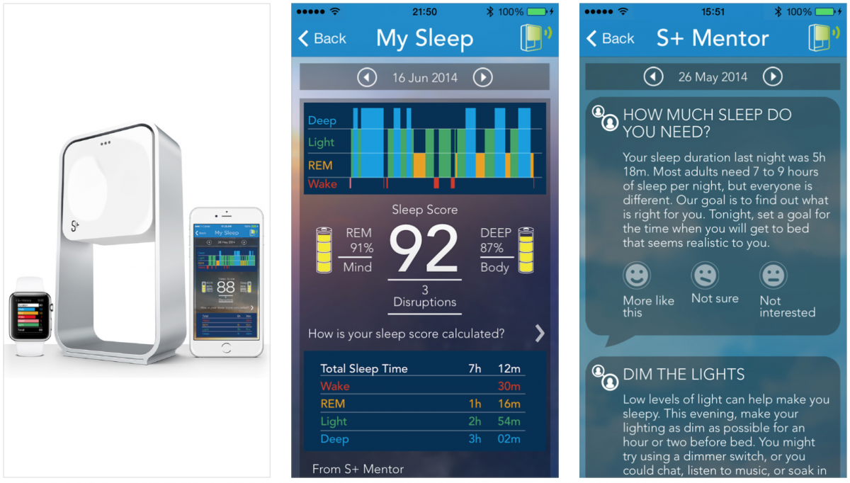 Apple's 11 picks for sleep health apps | MobiHealthNews