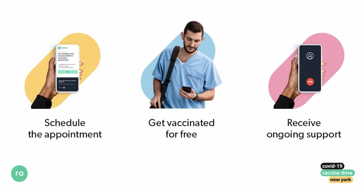 Ro Vaccine Drive
