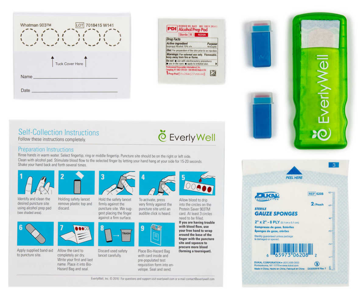 EverlyWell launches at-home lab test service | MobiHealthNews