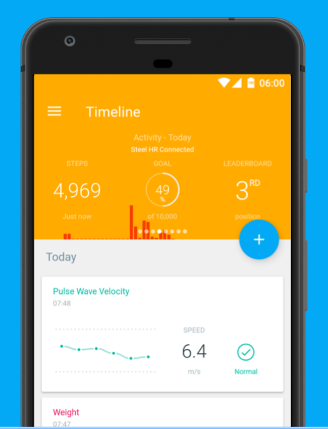 Nokia Is Set To Launch The Rebranded Withings Suite Of Consumer Digital Health Tools This Summer Including Connected Scales Blood Pressure Monitors