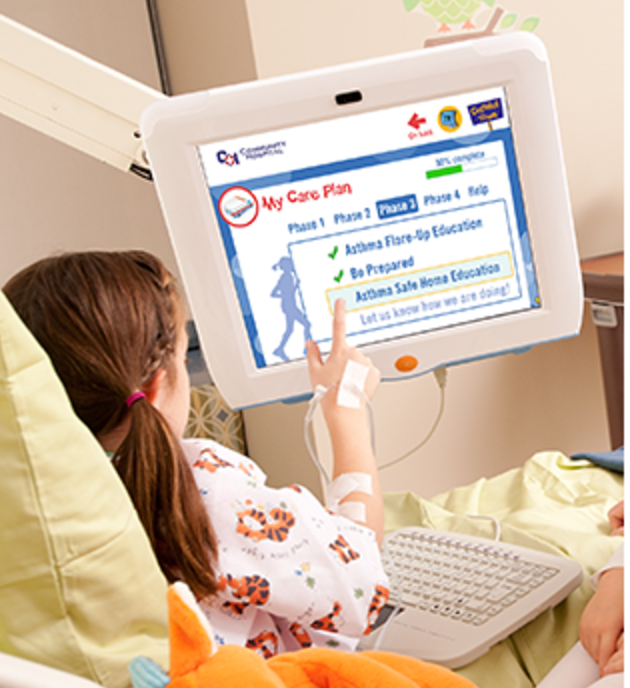 Children S Mercy Rolls Out Interactive Patient Engagement Platform From Getwellnetwork