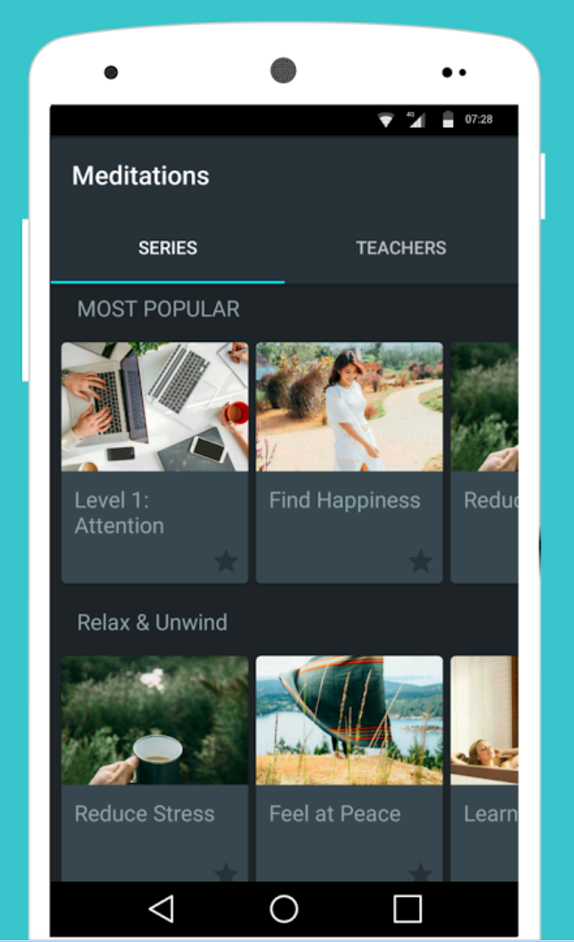 Simple Hábito aumenta $2.5 millones para freemium meditación app - MobiHealthNews 1