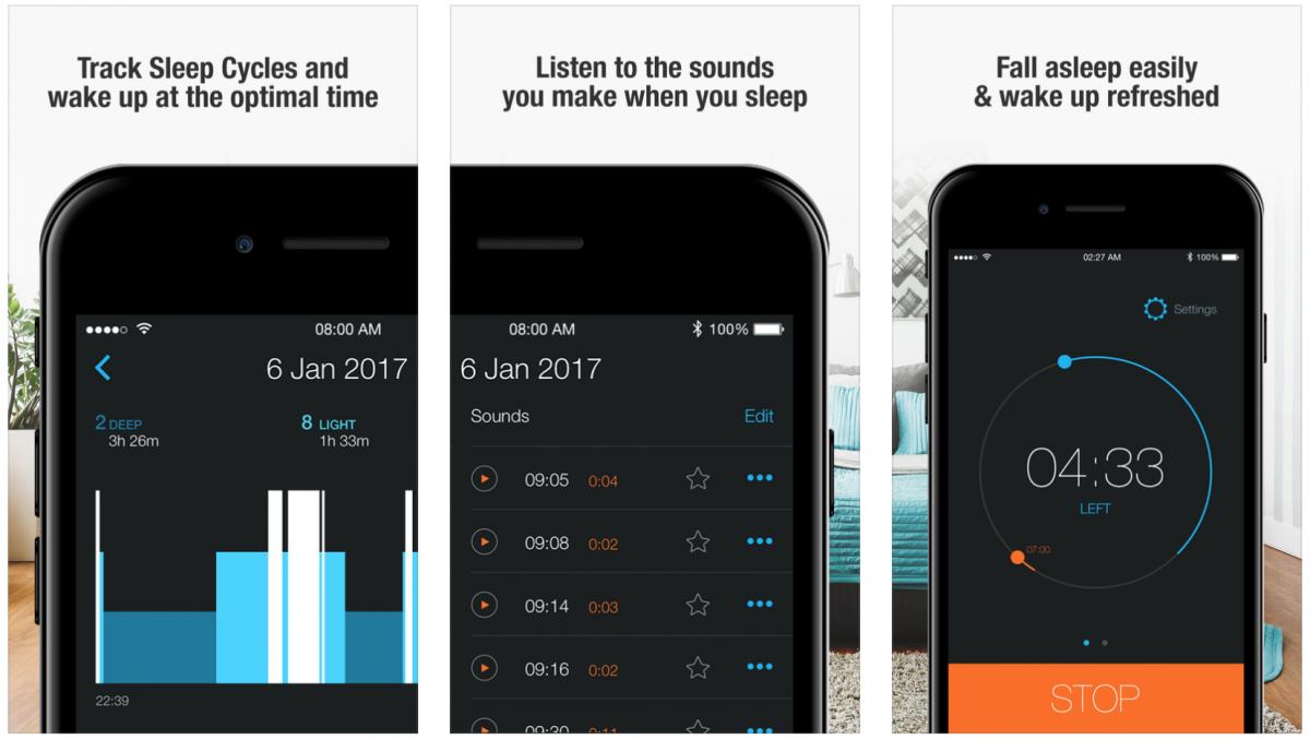 Apple's 11 picks for sleep health apps | MobiHealthNews