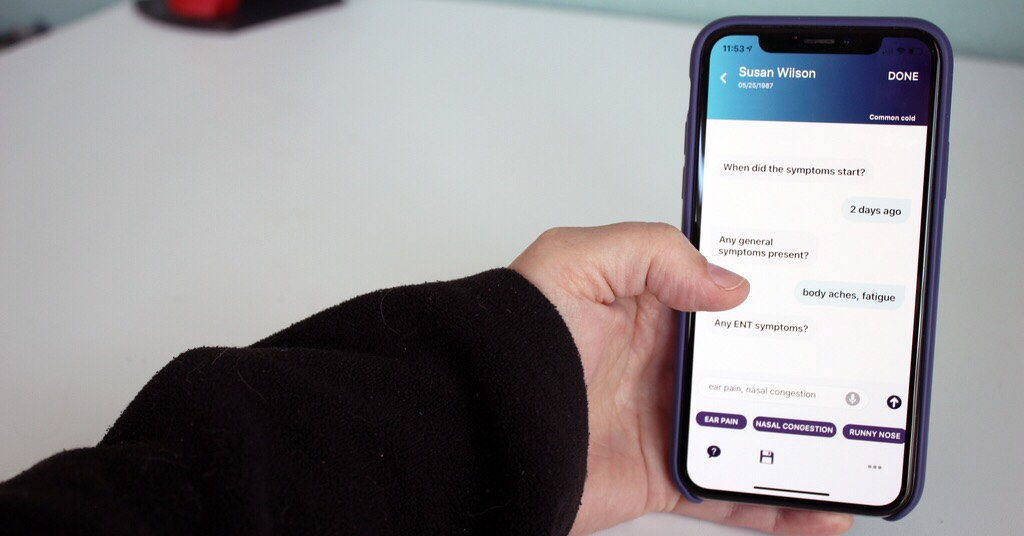 Through AI text chats, Sopris Health's new app saves time on ...