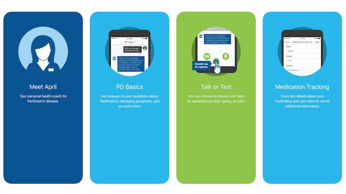 UCB launches Parkinson's disease app with AI voice chatbot