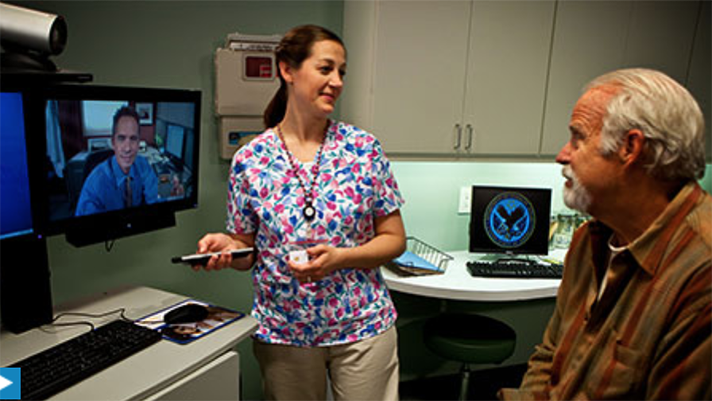 veterans affairs telehealth program
