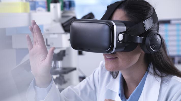 VR, surgical robotics company Vicarious Surgical lands $10M