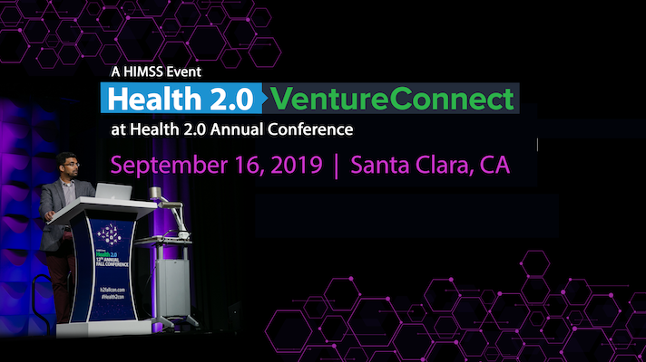 Applications open for Health 2 0 live demos, VentureConnect