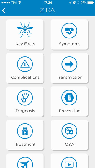 world health organization launches zika app for healthcare workers