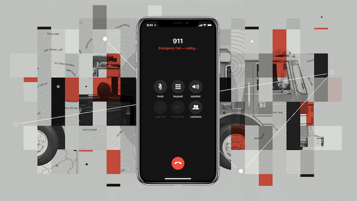 Apple to utilize RapidSOS to deliver 911 caller-location information to PSAPs