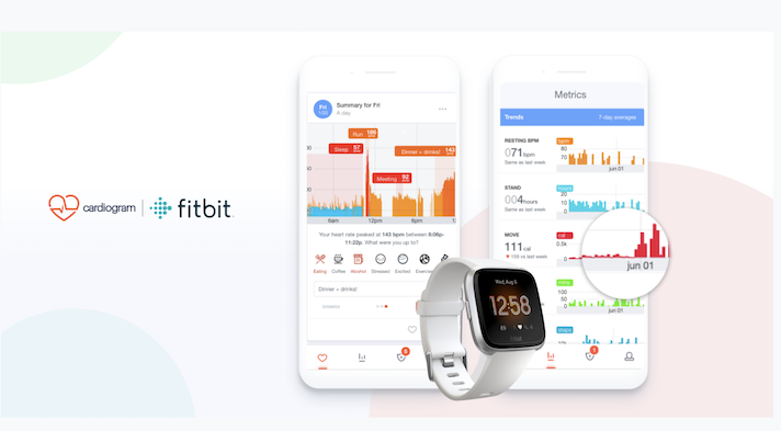 Fitbit users now have access to Cardiogram's heart condition