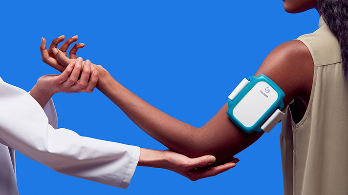 Community by Current Health is now enrolling participants in a COVID-19 study that uses its FDA-cleared remote monitoring system.