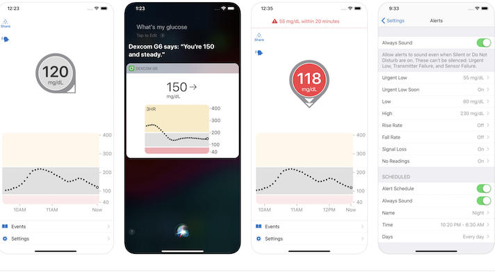 Dexcom G6 users can ask Siri to read their glucose level