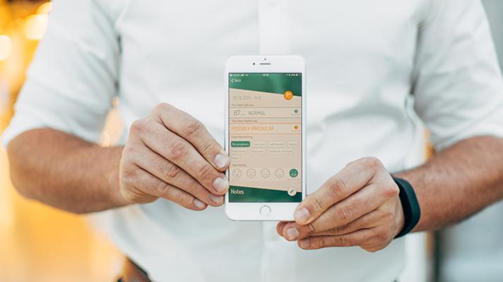 FibriCheck's a-fib detection app scores 510(k) clearance