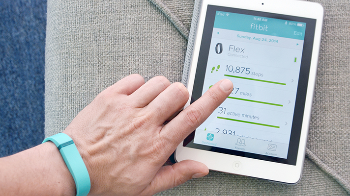 fitbit study for patient health outcomes
