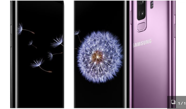 Samsung's Galaxy S9 to include blood pressure monitor