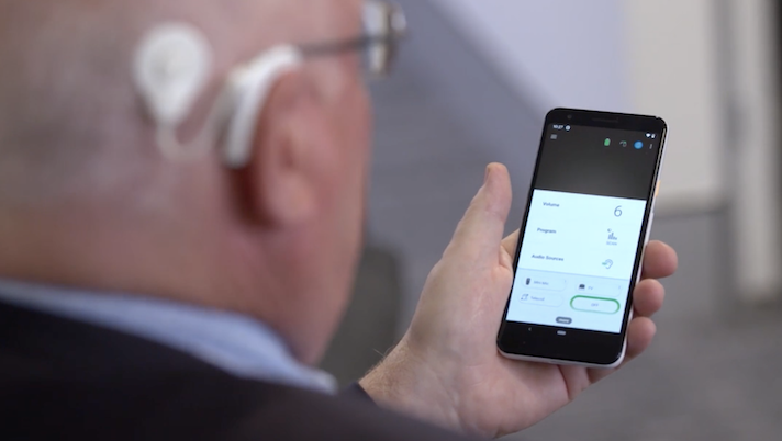 Smartphones now able to stream audio directly to hearing aids